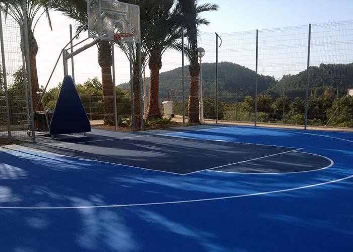 pavimentos deportivos continuos con resinas en castilla y león