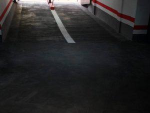 Rehabilitación de suelos en rampas de garajes en Ávila
