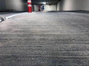 Rehabilitación de suelos en rampas de garajes en Valladolid
